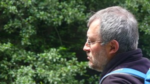 Jorge Riechmann (Foto: M. Beltrán)